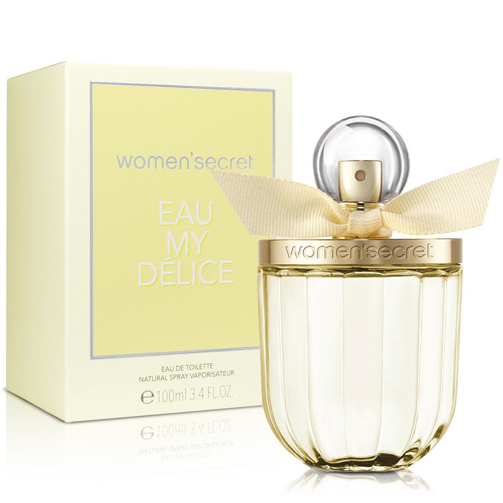 WOMEN'SECRET 繽紛樂活女性淡香水