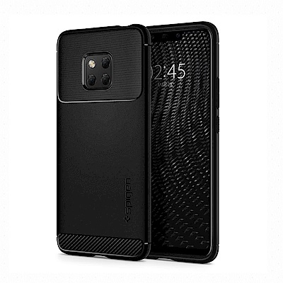 SGP Huawei Mate 20 Pro Rugged Armor-保護殼