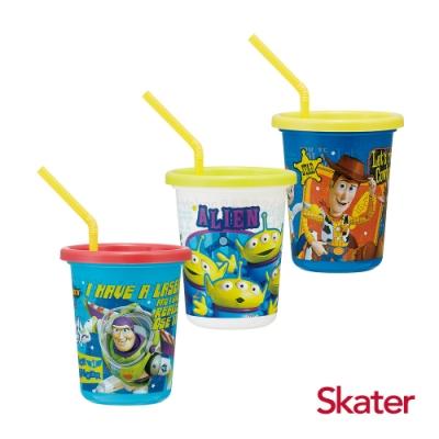 【任】Skater日本製3入水杯(320ml) 玩具總動員TOY