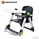 英國《Apramo Flippa》可攜式兩用兒童餐椅(黑色)