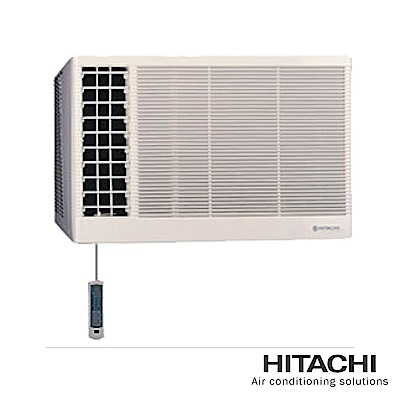 HITACHI 日立  4-5坪 定頻冷專型左吹窗型冷氣- RA-28TK