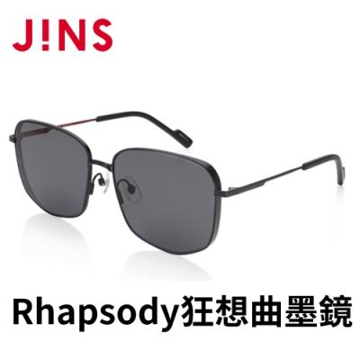 JINS Rhapsody 狂想曲BLACK ADVENTURE墨鏡(AMMF21S042)黑色