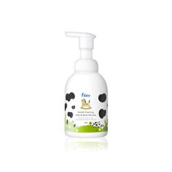 Fees法緻 嬰兒洗髮沐浴泡泡-香濃牛奶