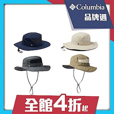 Columbia 哥倫比亞 中性 -UPF50涼感快排遮陽帽-4色 UCU91070