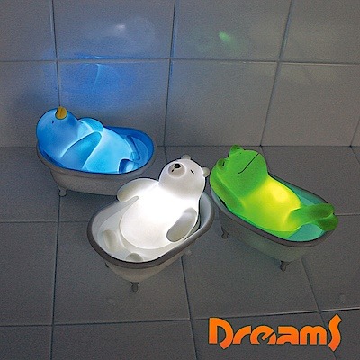 Dreams Relax Animal享受泡澡氣氛燈- 青蛙