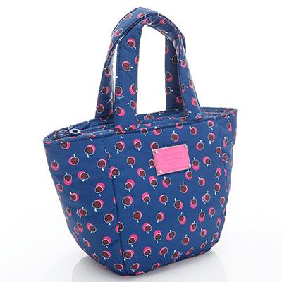 VOVAROVA空氣包-迷你托特包-我的小蘋果(富士紅)-法國設計系列