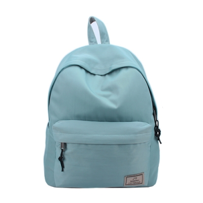 J II 後背包 原創水洗防潑水後背包-天藍色-6293-2