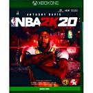 勁爆美國職籃 2K20 NBA 2K20 - XBOX ONE 中英文亞版