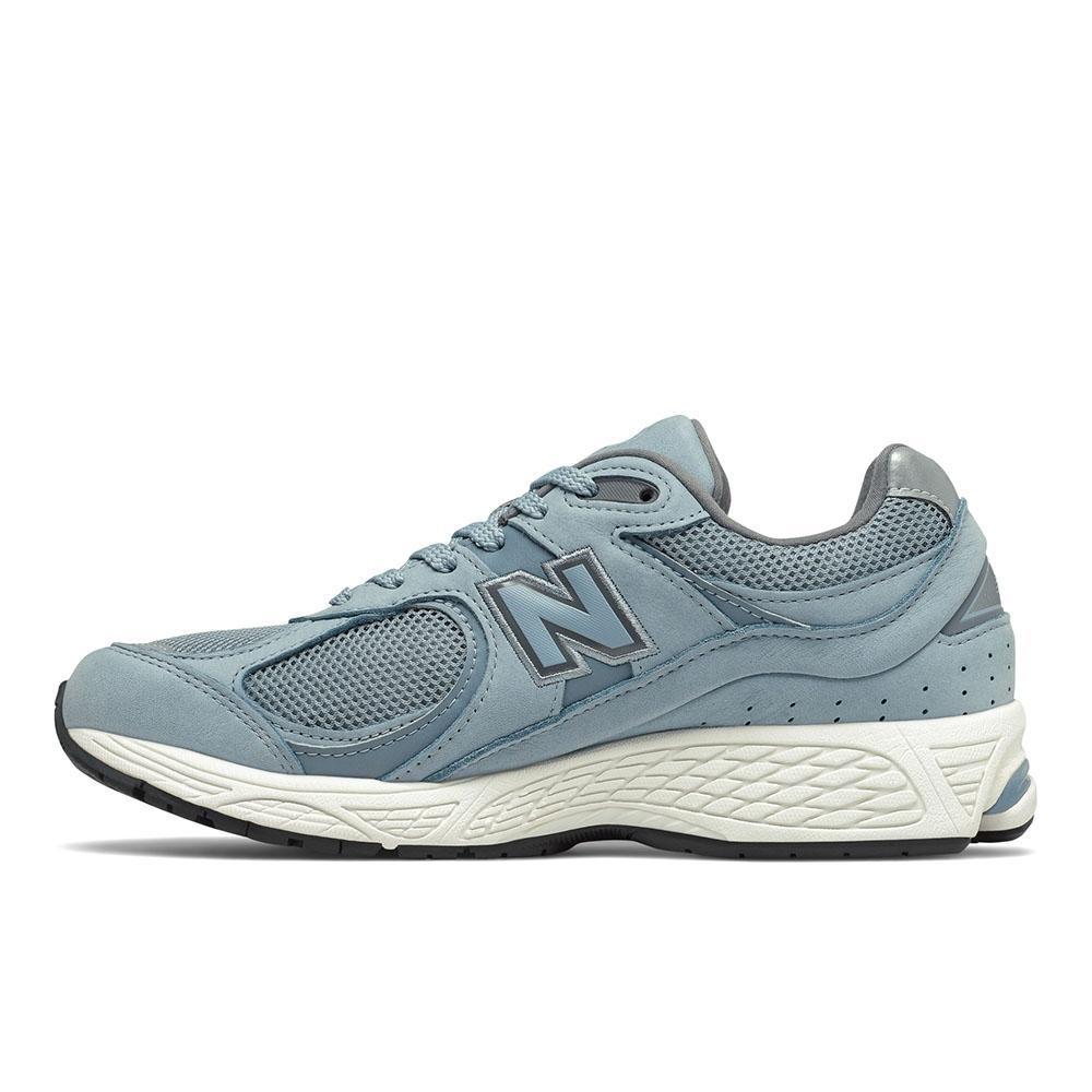 New Balance 2002R  男慢跑鞋-灰藍-ML2002RR-D