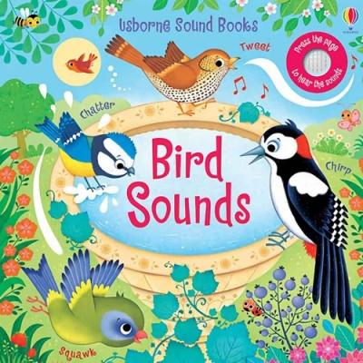 Bird Sounds Book 鳥類觸摸音效書