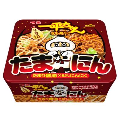 明星 一平夜店炒麵-醬油大蒜味(110g)