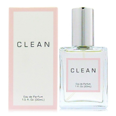 CLEAN Original 清新同名女性淡香精 30ml