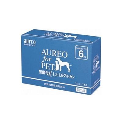 日本Aureo黑酵母(寵物用口服液) 180ml(6ml袋x30包)