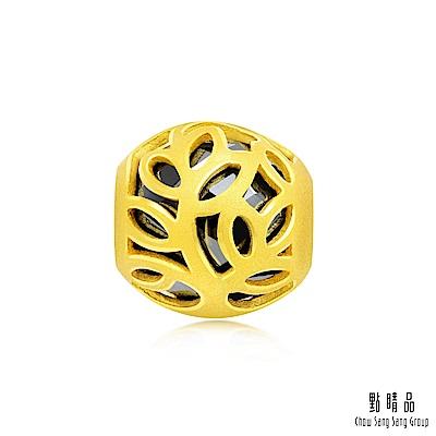 點睛品 Charme 陶瓷生命之樹 黃金串珠