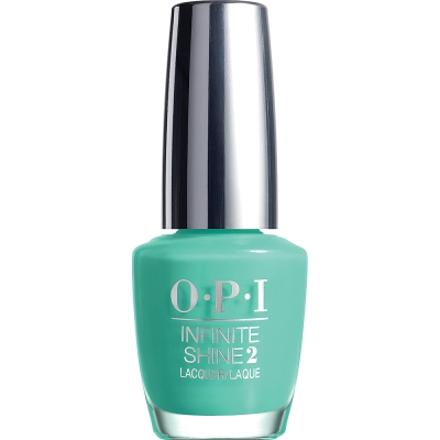 OPI-如膠似漆閃耀系列-薄荷派對-ISL19