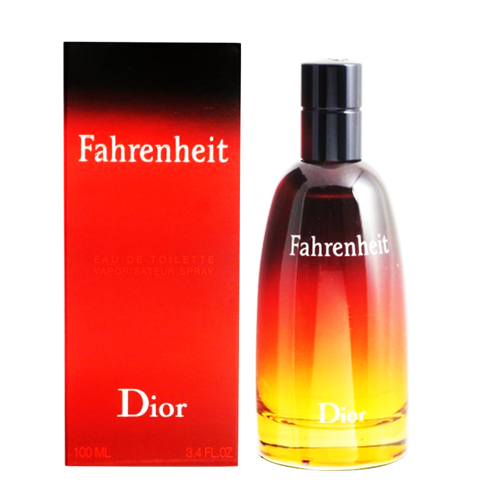 Dior 迪奧 FAHRENHEIT華氏溫度 淡香水100ml 贈原廠提袋乙入