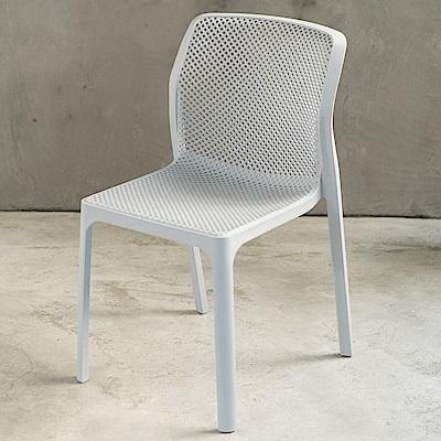 【日居良品】Alice 繽紛美學舒適戶外休閒椅餐椅(7色任選) @ Y!購物