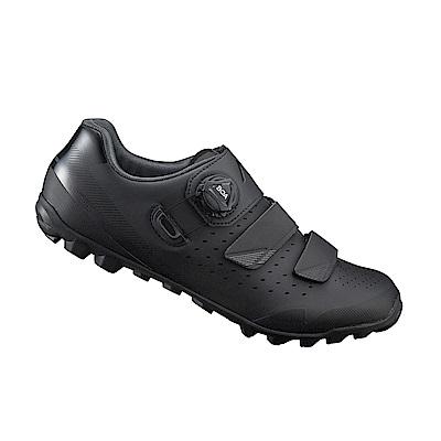 【SHIMANO】ME400 男性林道越野性能車鞋 黑色