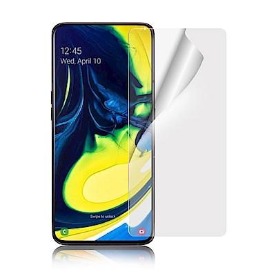 NISDA for 三星 Galaxy A80/ A90 高透光抗刮螢幕保護貼