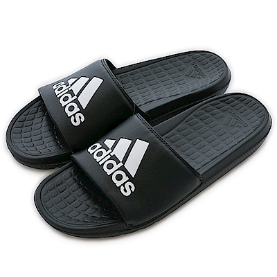 Adidas 愛迪達VOLOOMIX-運動拖鞋-男