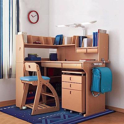 KOIZUMI_CD FIRST兒童成長書桌組CDM-491