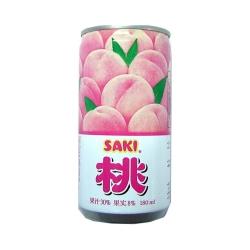SAKI 韓國水蜜桃果汁(180ml)