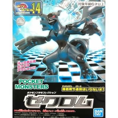 【BANDAI】Pokemon組裝模型 精靈寶可夢 神奇寶貝 捷克羅姆 No.14