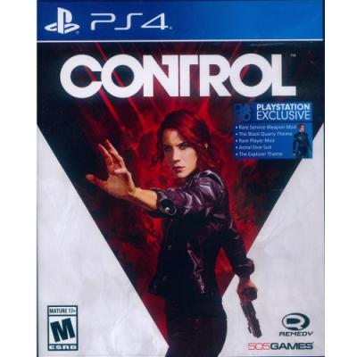 控制 Control- PS4 中英文美版