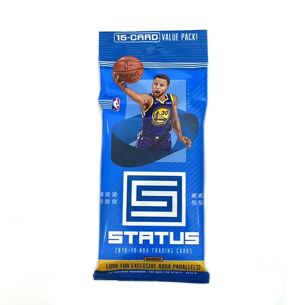 NBA 球員卡 18-19 NBA Status Basketball