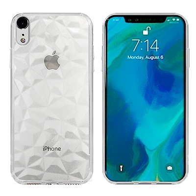 Metal-Slim 2018 Apple iPhone 6.1吋 3D鑽石TPU保護殼