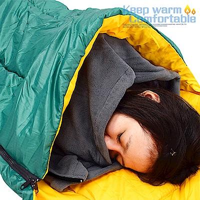 搖粒絨旅行保潔睡袋內套