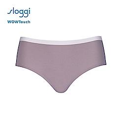 sloggi WOWTouch系列平口無痕褲 淺褐色