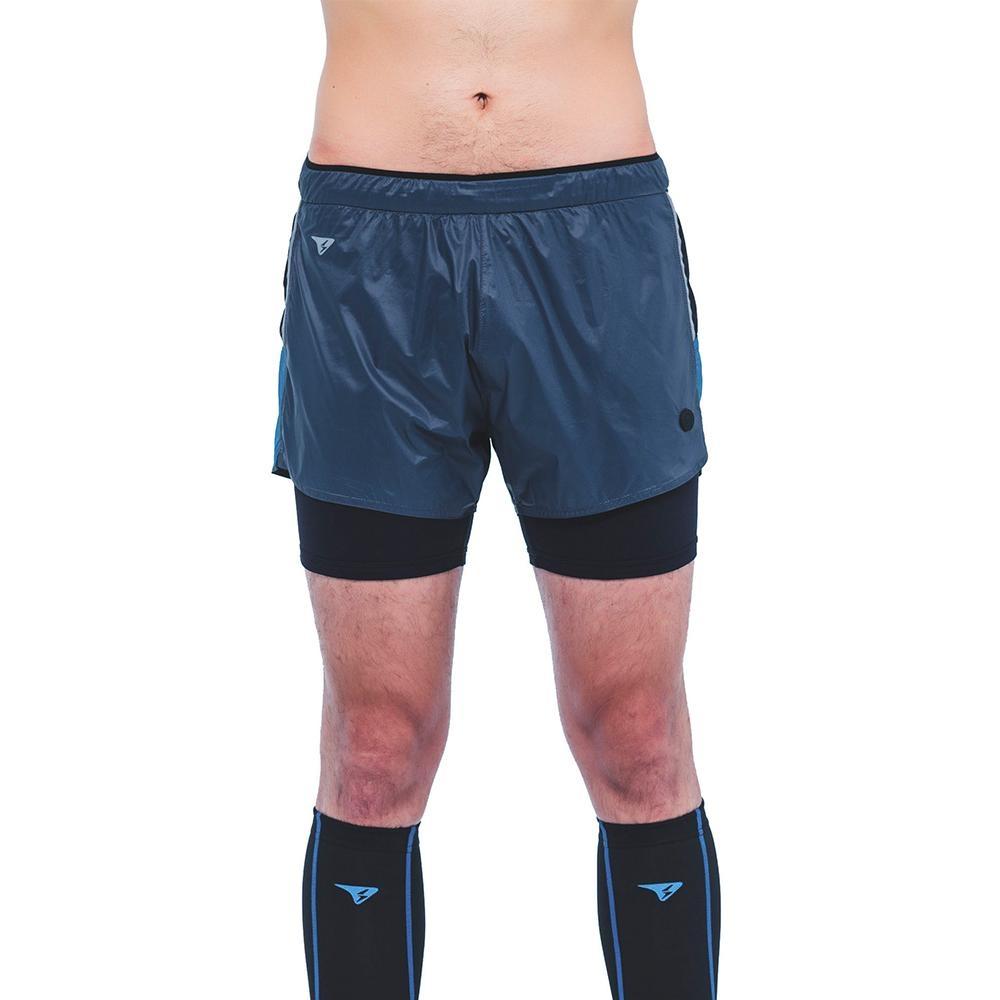 SUPERACE THot 發燒紗二合一超輕量短褲 105g