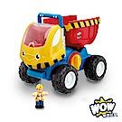 英國【WOW Toys 驚奇玩具】巨輪大卡車 杜德里