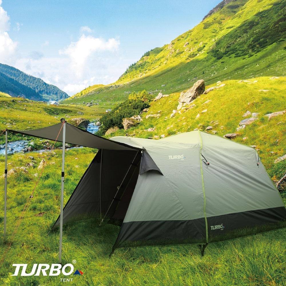 【Turbo Tent】Lancer 210 八旗騎兵 三人帳篷