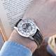 Hamilton AMERICAN CLASSIC鐵路系列鏤空機械腕錶-銀x黑/42mm product thumbnail 1