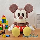 【日本進口】 日版 Disney迪士尼 坐姿米奇 絨毛娃娃