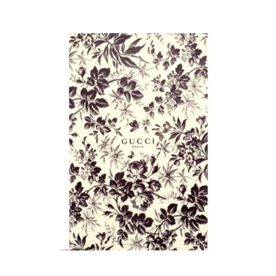 GUCCI Bloom 花悅蜜意紀念筆記本(空白)