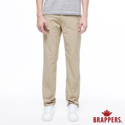 BRAPPERS 男款 HC-Cargo系列-中腰彈性直筒褲-卡其