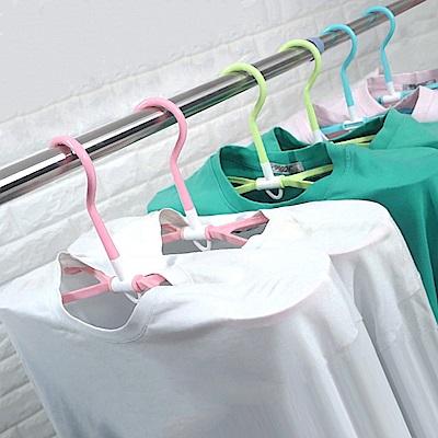 [團購]日本熱銷轉轉快乾衣架  8 入