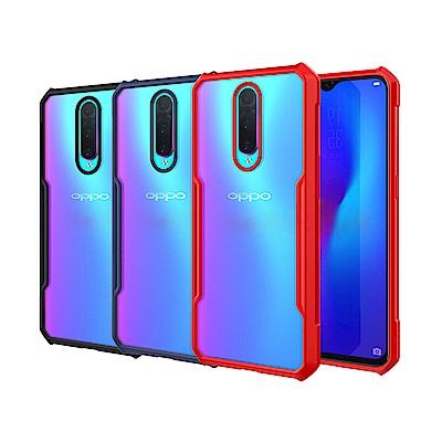 XUNDD for OPPO R17 Pro 生活簡約雙料手機殼
