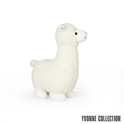 Yvonne Collection 羊駝小玩偶-白