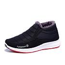 韓國KW美鞋館-舒適百搭軟皮防滑靴-黑色