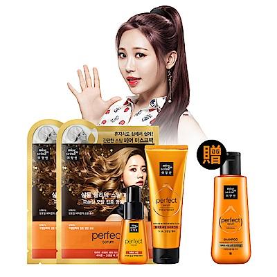 魅尚萱 天使光圈閃耀護髮全套組 @ Y!購物