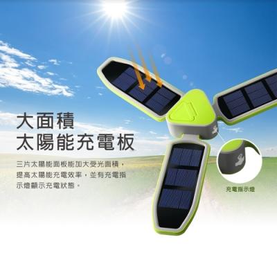 【ADATA威剛】小太陽 LED太陽能露營燈