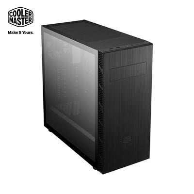 Cooler Master MasterBox MB600L V2 可裝光碟機版 電腦機殼(玻璃透明側板/髮絲面板)
