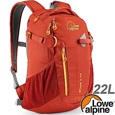 Lowe Alpine Edge II 22L日用休閒後背包_T墨西哥紅 登山健行背包
