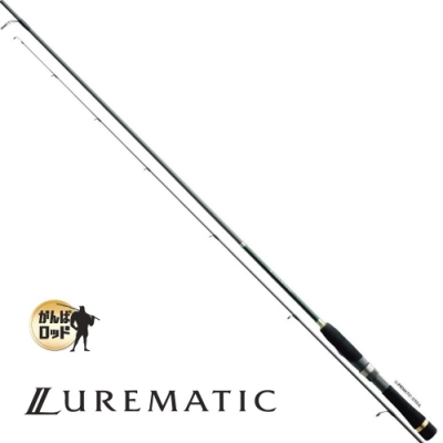 【SHIMANO】LUREMATIC S86ML 海水路亞竿