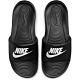 NIKE 拖鞋  運動 防水 舒適 涼鞋 男女鞋 黑 CN9675002 VICTORI ONE SLIDE product thumbnail 1