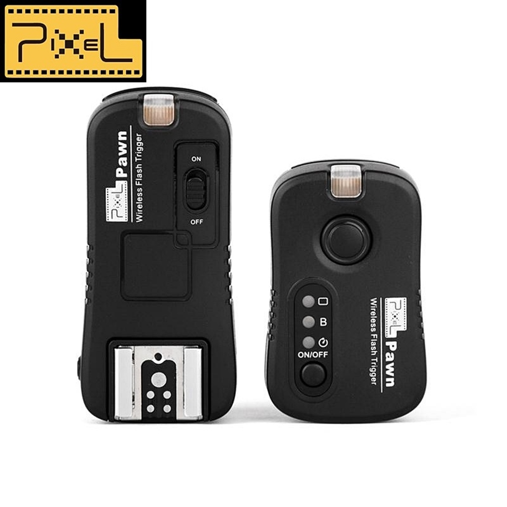 PIXEL品色Sony閃光燈離閃器(含無線電快門遙控器)Pawn TF-363